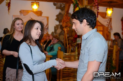 May 2015 Meet Your Translator Dinner